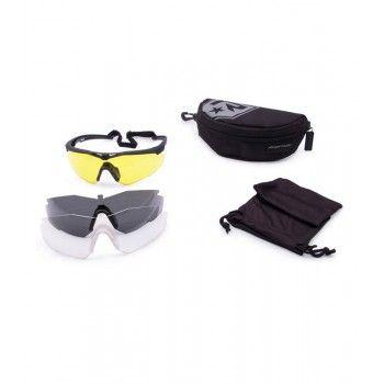 Okulary balistyczne Stingerhawk zestaw Deluxe firmy Revision