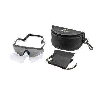 Okulary balistyczne Sawfly Legacy Max zestaw Essential firmy Revision
