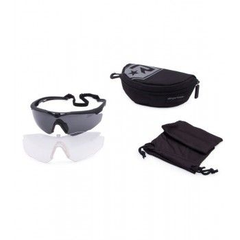 Okulary balistyczne Stingerhawk zestaw Essential firmy Revision