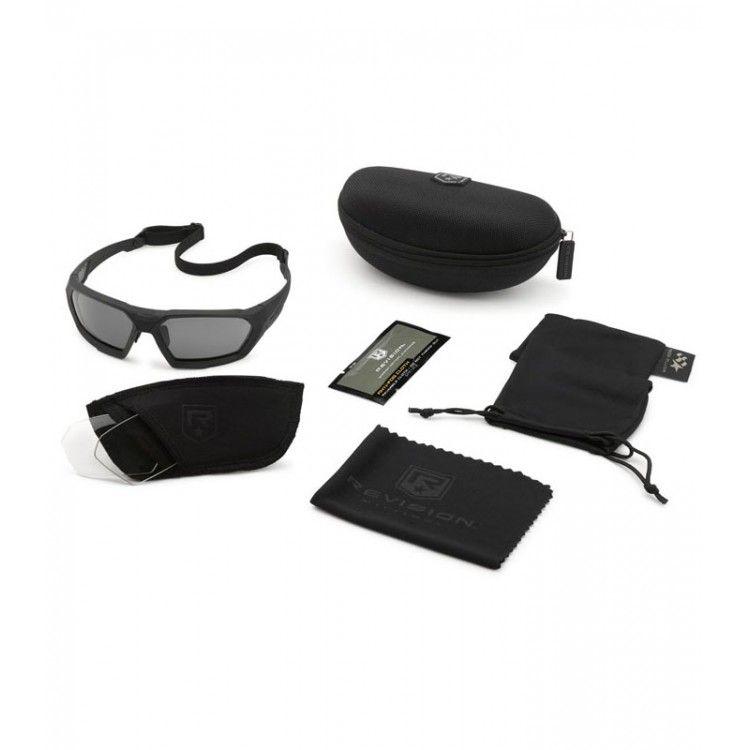 Okulary balistyczne ShadowStrike zestaw Military firmy Revision