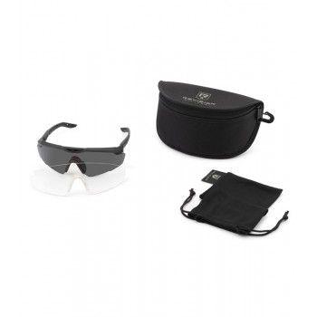 Okulary balistyczne Sawfly R3 zestaw Essential firmy Revision