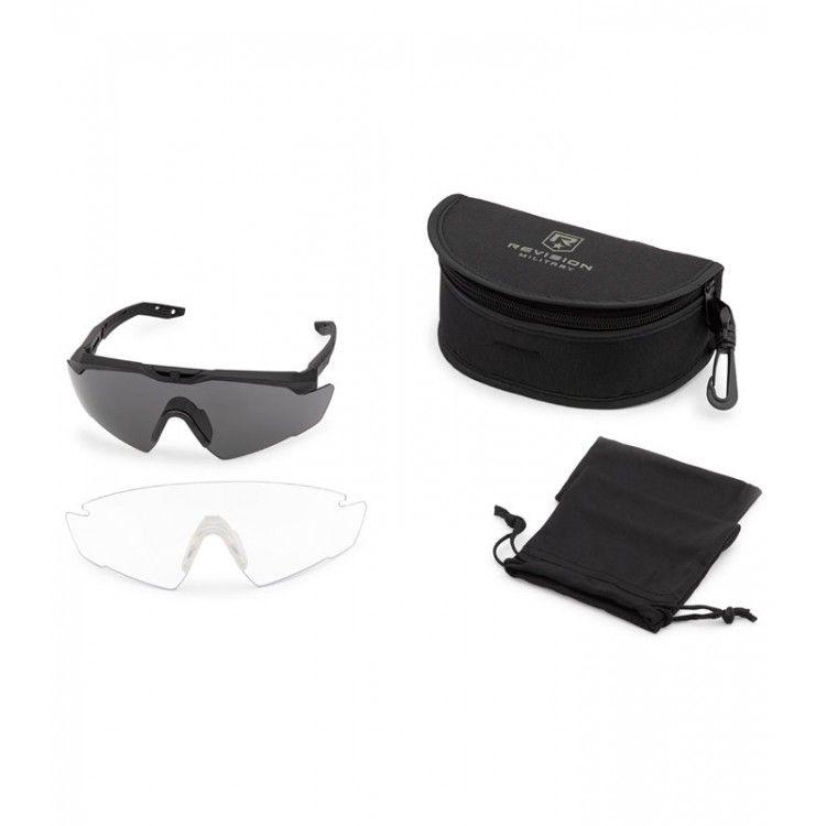 Okulary balistyczne Sawfly R3 MAX zestaw Essential firmy Revision