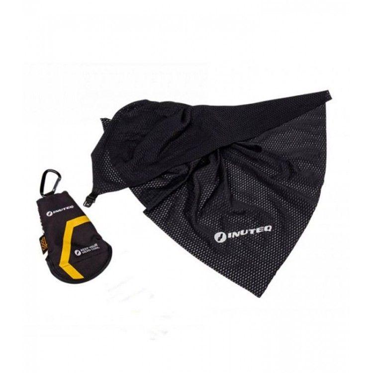 Ręcznik chłodzący podróżny z ochroną UV firmy INUTEQ