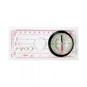 Kompas sportowy do czytania z mapy firmy BCB