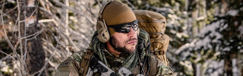 Okulary i gogle balistyczne Revision Military